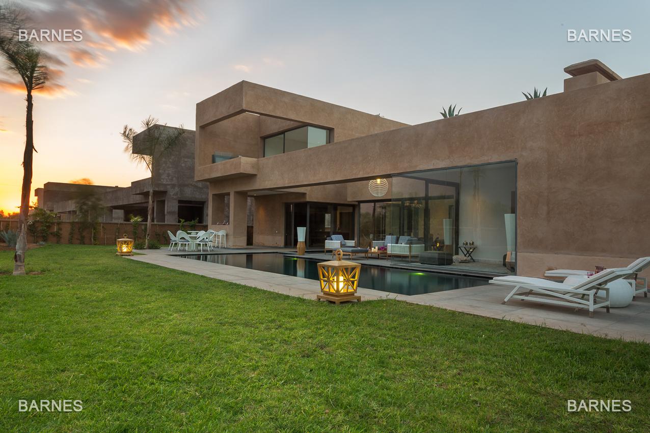 Villa A Vendre Au Maroc Programme Neuf