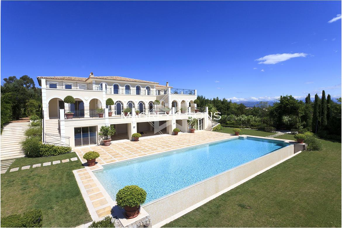 Immobilier de luxe cannes for Site vente immobilier